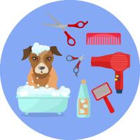 Peluquería, baños, Pet Grooming en Hospital Veterinario Agromédica