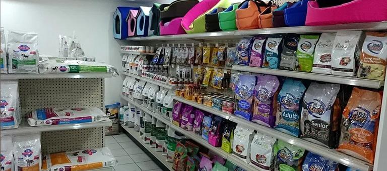 Pet Shop en Hospital Veterinario Agromédica